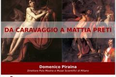 Da Caravaggio a Mattia Preti
