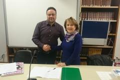 Firma protocollo di intesa con la Pro Loco di Platania
